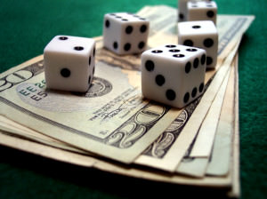 Are you gambling away your financial future?