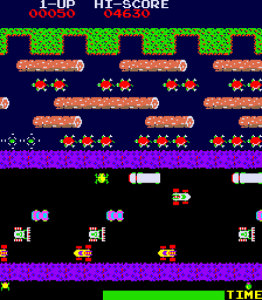 frogger