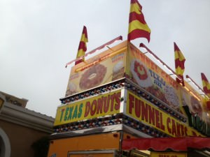 Why is bacon added to everything at the fair?