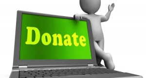 Donating your time to charity