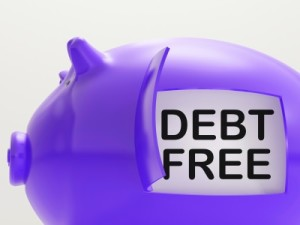 Paying off debt lessons