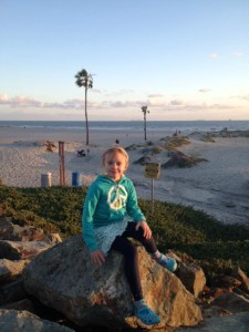 our beach trip