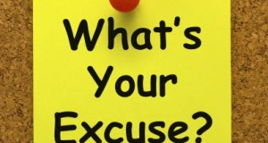 excuses people use to not pay off debt