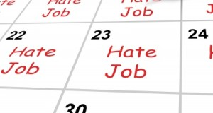 Things you can do if you hate your job