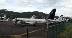 private planes in Aspen