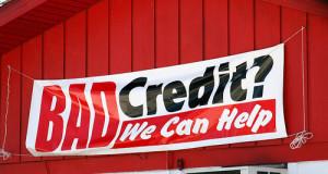 Bad Credit Myths