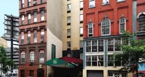 Free hotel in Manhattan