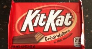 Kit Kat's aren't good for fitness
