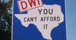 DWI means higher insurance costs