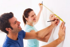 Doing home projects yourself can save money