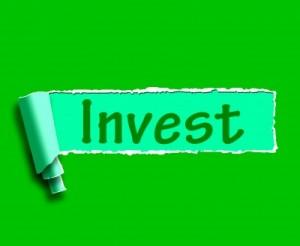 different ways to invest money
