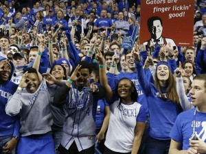 NCAA tournament experience costs