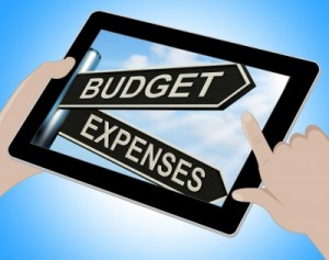 steps to save your budget