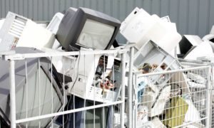 How to get rid of old TV sets