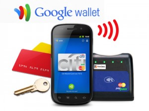 paying with google wallet