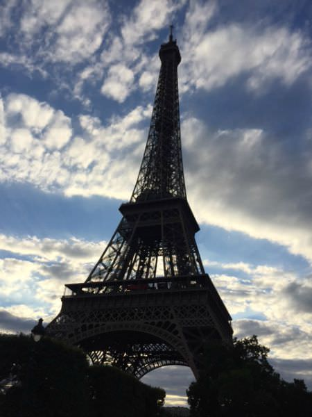 Visiting Paris on a budget