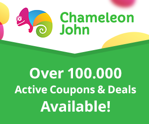 ChameleonJohn -Online Coupons & Deals