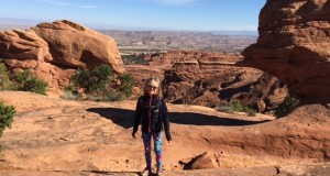 Arches National Park Hike