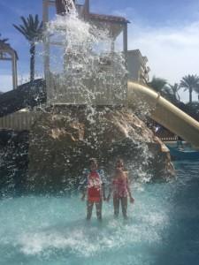 pools on vacation